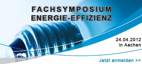 Fachsymposium Energie-Effizienz