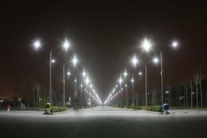 Cree Parkplatz mit LED