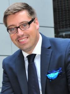 Sascha Müller von KPS - Referent bei Einkauf im FM2