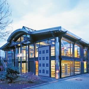 m+p Hauptsitz Braunschweig