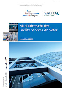 Marktübersicht Facility Services Anbieter 2016
