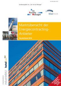 Marktübersicht Energiecontracting 2016
