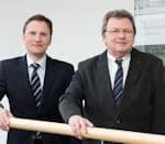 Markus Holzke (links) und Dr. Heinz-Werner Grebe Bild: SPIE GmbH