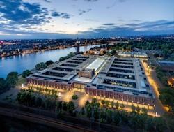 Rheinhallen Köln, Bild: Caverion