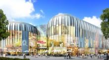 Aquis Plaza, Aachen; Bild: ECE