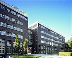 Verwaltungsgebäude von Vattenfall Europe in Berlin; Bild: Vattenfall