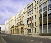 Bundesministerium der Justiz und für Verbraucherschutz in der Berliner Mohrenstraße; Bild: BImA