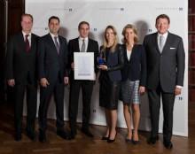 Lünendonk B2B Service Awards 2015