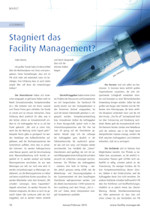 "Leserdiskussion ""Stagniert das Facility Management?"""