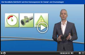 Druckanlagen und die novellierte Betriebssicherheitsverordnung