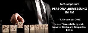 Fachsymposium Personalbemessung im FM