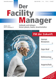 Der Facility Manager 10/2015