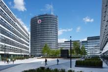 """""""Vodafone Campus"""" in Düsseldorf; Bild: Vodafone"""