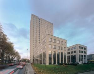 Westfalentower Dortmund. Bild: Andreas Braun