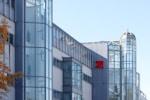 ProSiebenSat.1 -Zentrale in Unterföhring; Bild: ProSiebenSat1