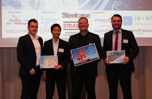 Die Gewinner der FM-Innovationsbörse 2016