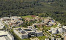 Die Unternehmenszentrale der DFS Deutsche Flugsicherung in Langen; Bild: DFS Deutsche Flugsicherung