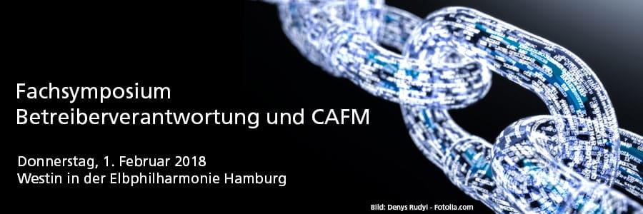 Fachsymposium Betreiberverantwortung und CAFM