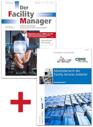 Der Facility Manager plus Marktübersicht