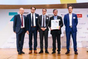 Die Deutsche Energie-Agentur GmbH (Dena) zeichnete den Hersteller von Depositionsanlagen für die Halbleiterindustrie, Aixtron SE, mit dem Energy Efficiency Award 2017 aus– einem Kundenprojekt von SPIE.