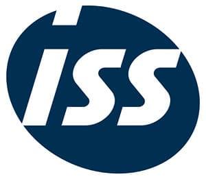 Logo der ISS Deutschland