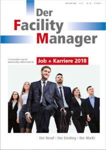 Sonderheft zu Ausbildungswegen, Anforderungen und Berufsalltag im Facility Management