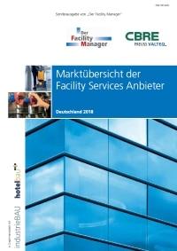 Marktübersicht Facility Services Anbieter 2018