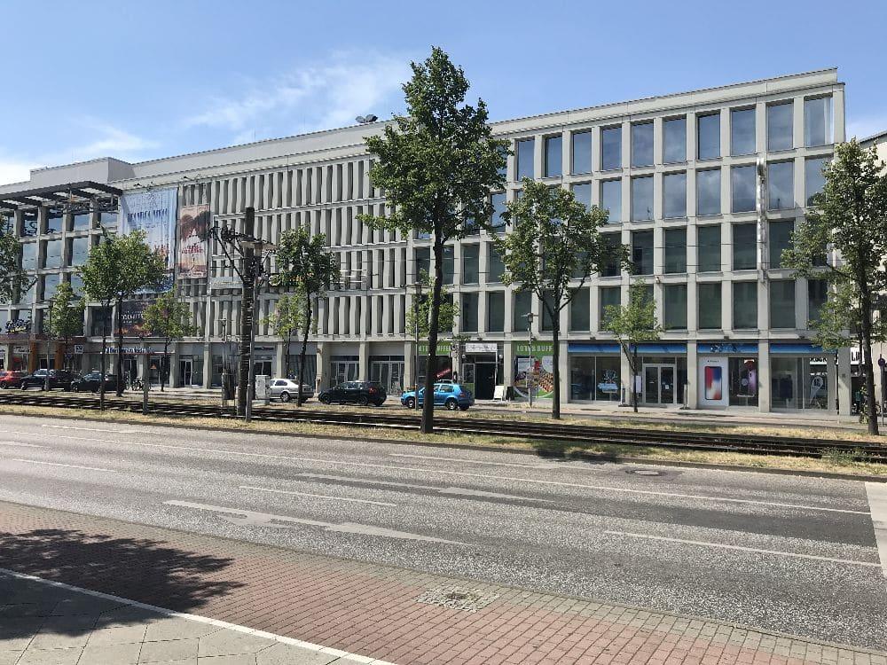 Quartier Hellersdorf, Berlin.