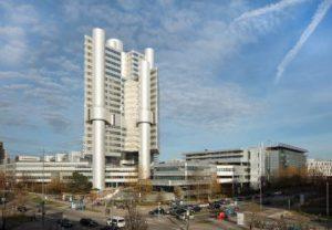 HVB-Tower in München, Gebäude der HypoVereinsbank in München