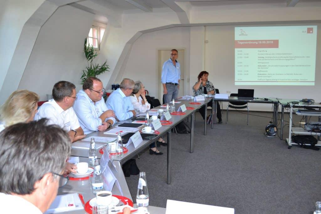 Tagung des Ländernetzwerks FM 2018 in Potsdam