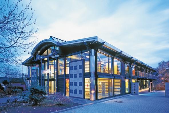 Der Hauptsitz der M&P Gruppe in Braunschweig. Bild: M&P Gruppe
