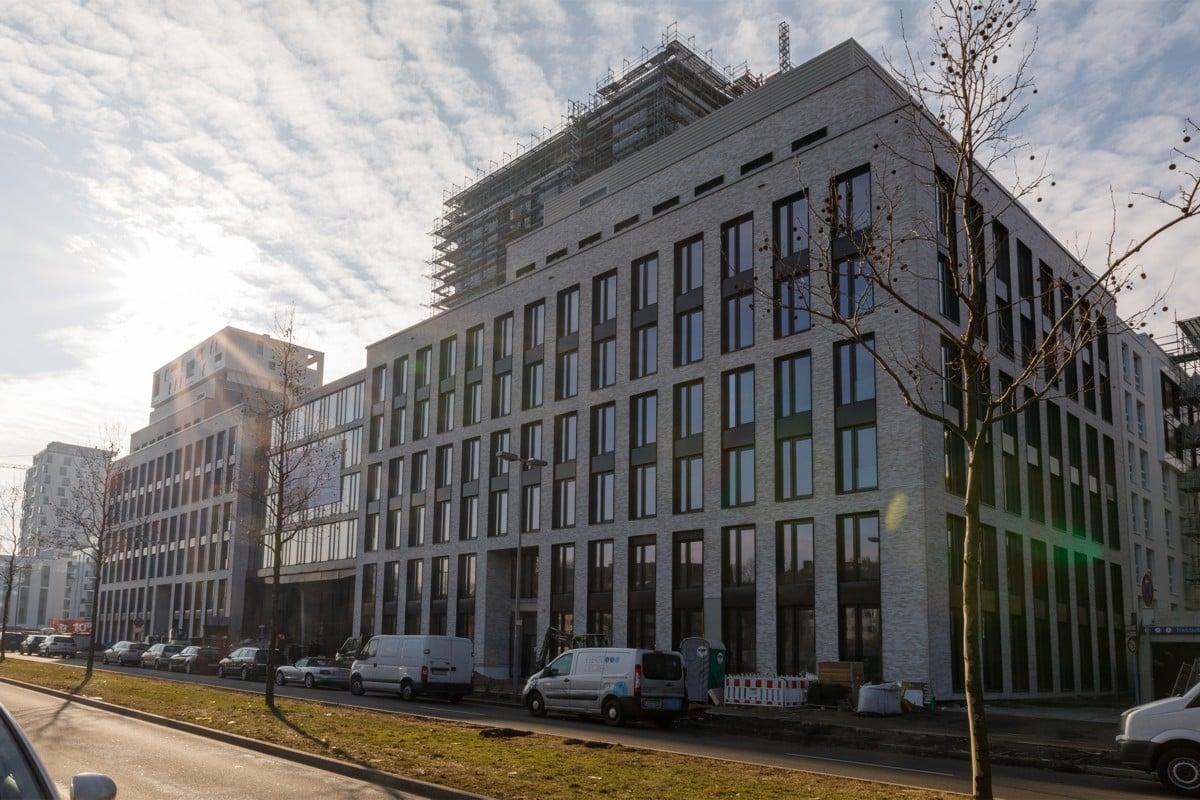 Das Le Flux in Düsseldorf.