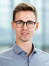 Danilo Schön, Leiter Central Services – Facility Management Flughafen BER