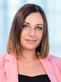 Samira Liebscher Leiterin Infrastrukturelles Facility Management Flughafen BER