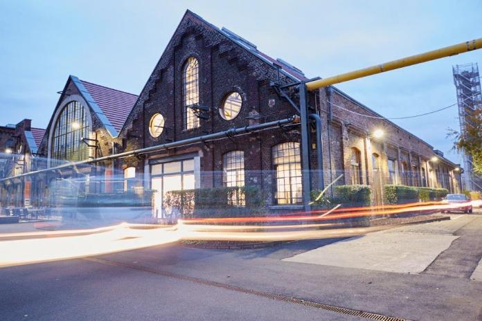 Das Kölner Stadtquartier Carlswerk, das Engie betreut. Bild: BEOS AG