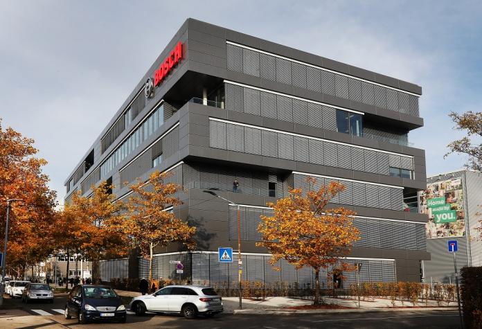 Der neue Stammsitz von Bosch Power Tools in Leinfelden. Bild: Robert Bosch GmbH