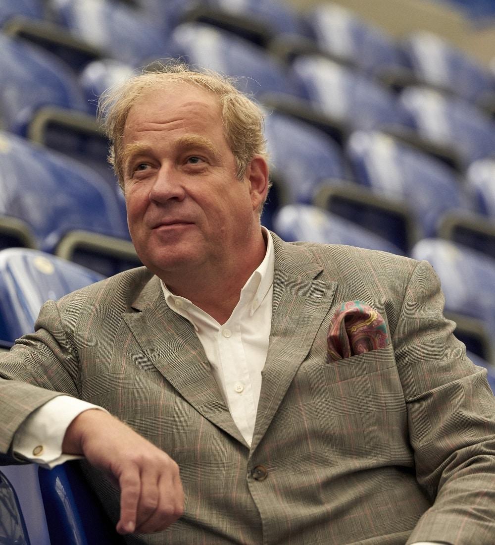 Fritz-Klaus Lange, Vorstandsvorsitzender der Gegenbauer Holding. Bild: RGM Holding.