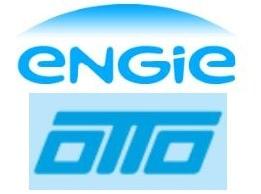 Logos von Engie Deutschland und Otto