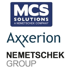 Axxerion, MCS Solutions, Nemetschek, SaaS, CAFM, Gebäudemanagement-Software, Mietsoftware