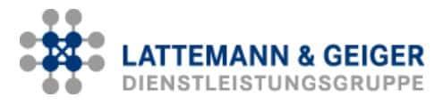 Logo von lattemann & geiger
