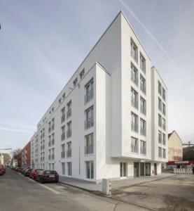 """Der Wohnkomplex """"Liebich"""" in Köln ist Teil des Corpus-Sireo-Portfolios. Bild: Corpus Sireo."""