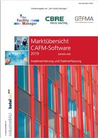 CAFM Marktübersicht 2019