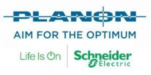 Logo Planon Schneider Electric