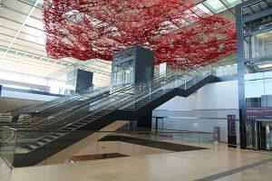 Terminal Flughafen BER