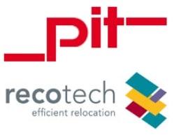 pit, pit-cup, pit-FM, recotech, Flächenmanagement, Umzugsplanung, pit - cup, CAFM