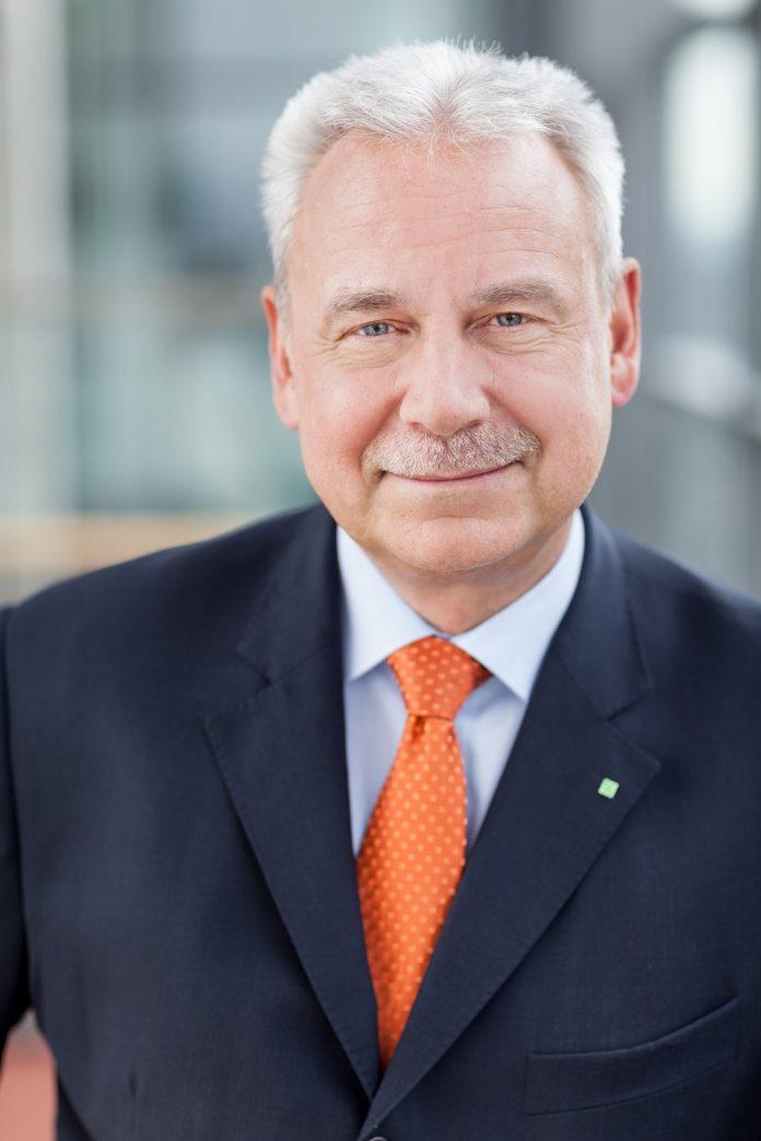 Ralf Hempel, Vorsitzender der Geschäftsführung der Wisag. Bild: Wisag