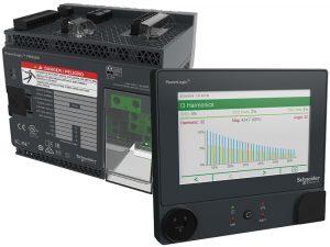 Netzanalysator ION9000 in Kombination mit EcoStruxure Power Monitoring Expert