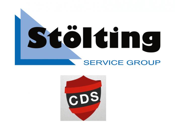 Logo Sötlting Gruppe, CDS Dienstleistungsgruppe, Stölting/CDS