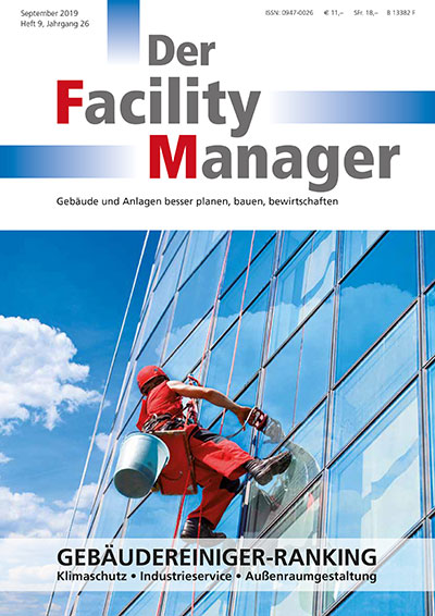 Der Facility Manager Cover