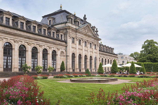 Get together im Maritim Hotel am Schlossgarten